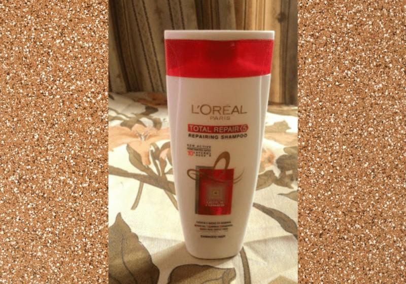 L'oreal Paris Total Repair 5 Repairing Shampoo