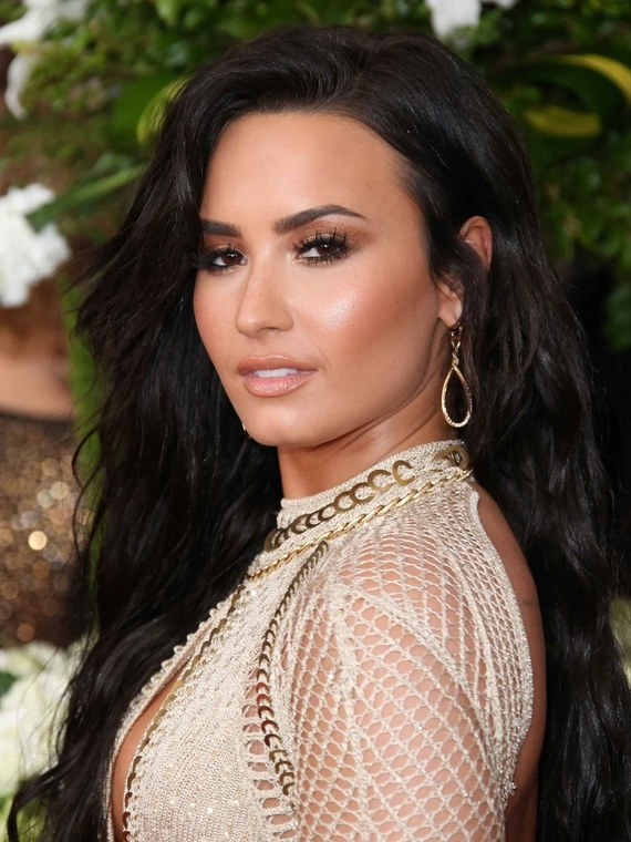 beauty secrets inspired from demi lovato
