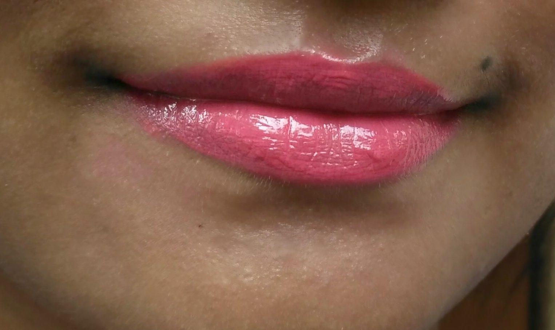 Blue Heaven Long Wear Lip Color 01 Dazzle Review