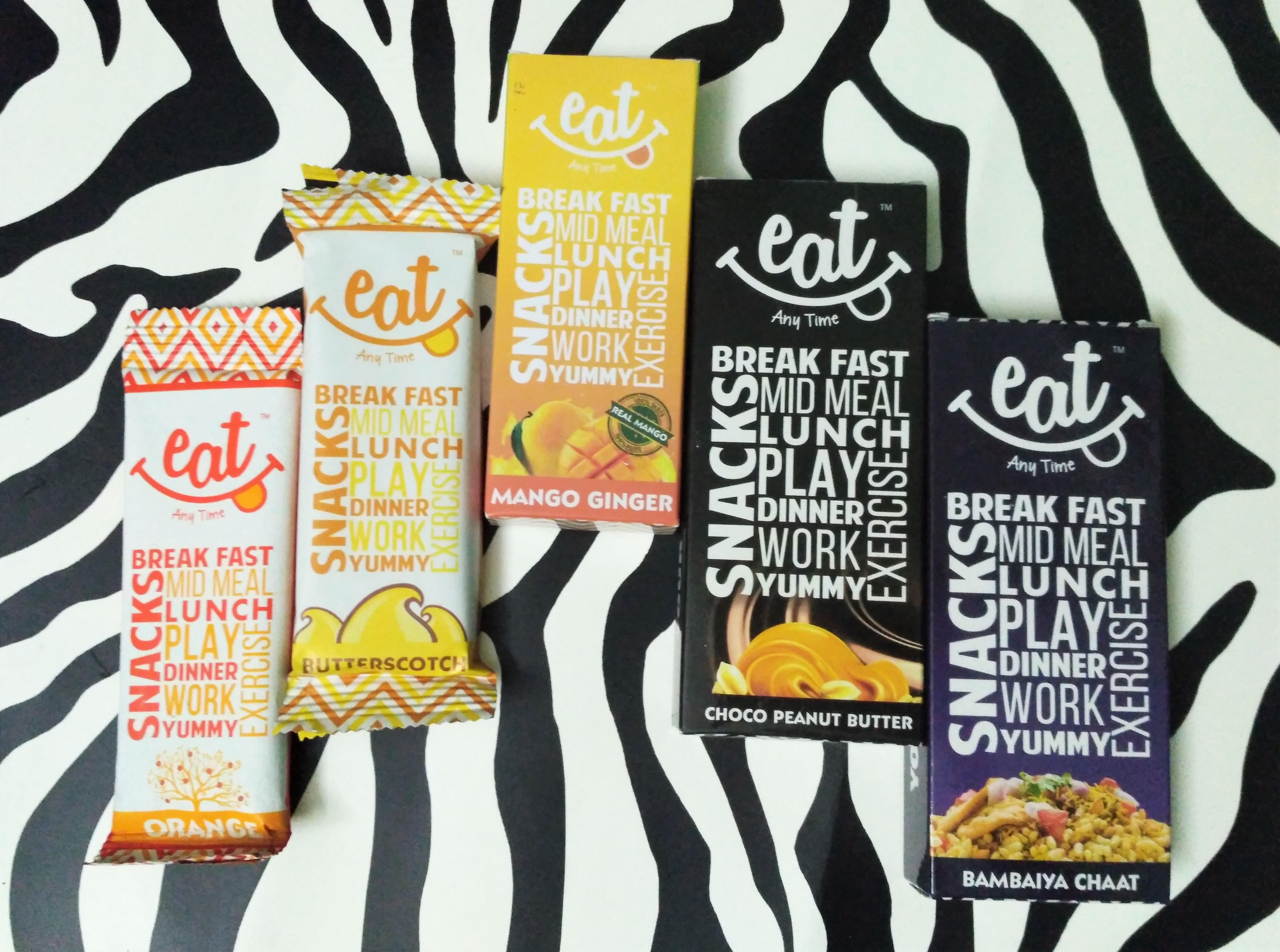 EAT Anytime - Energy Bars for Healthy Snacking Review