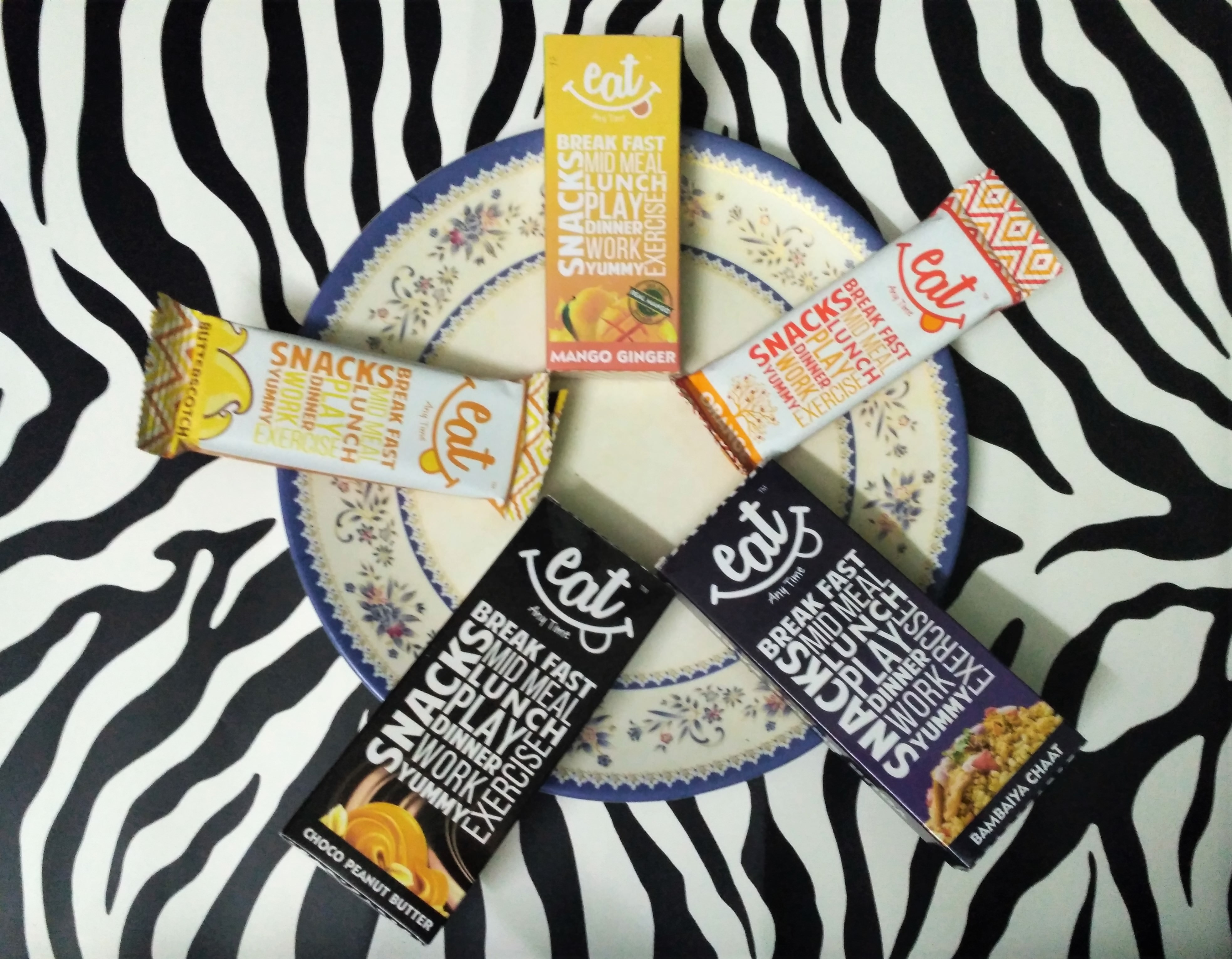 EAT Anytime Energy Bars Review