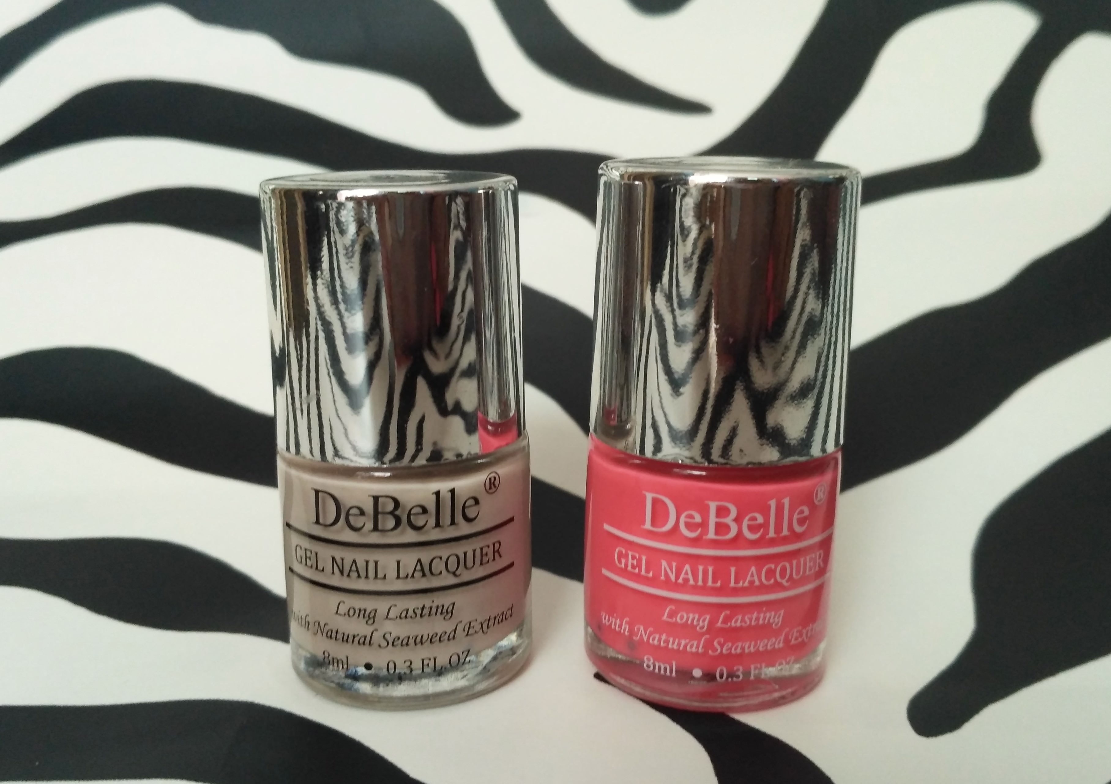 debelle gel nail lacquer review