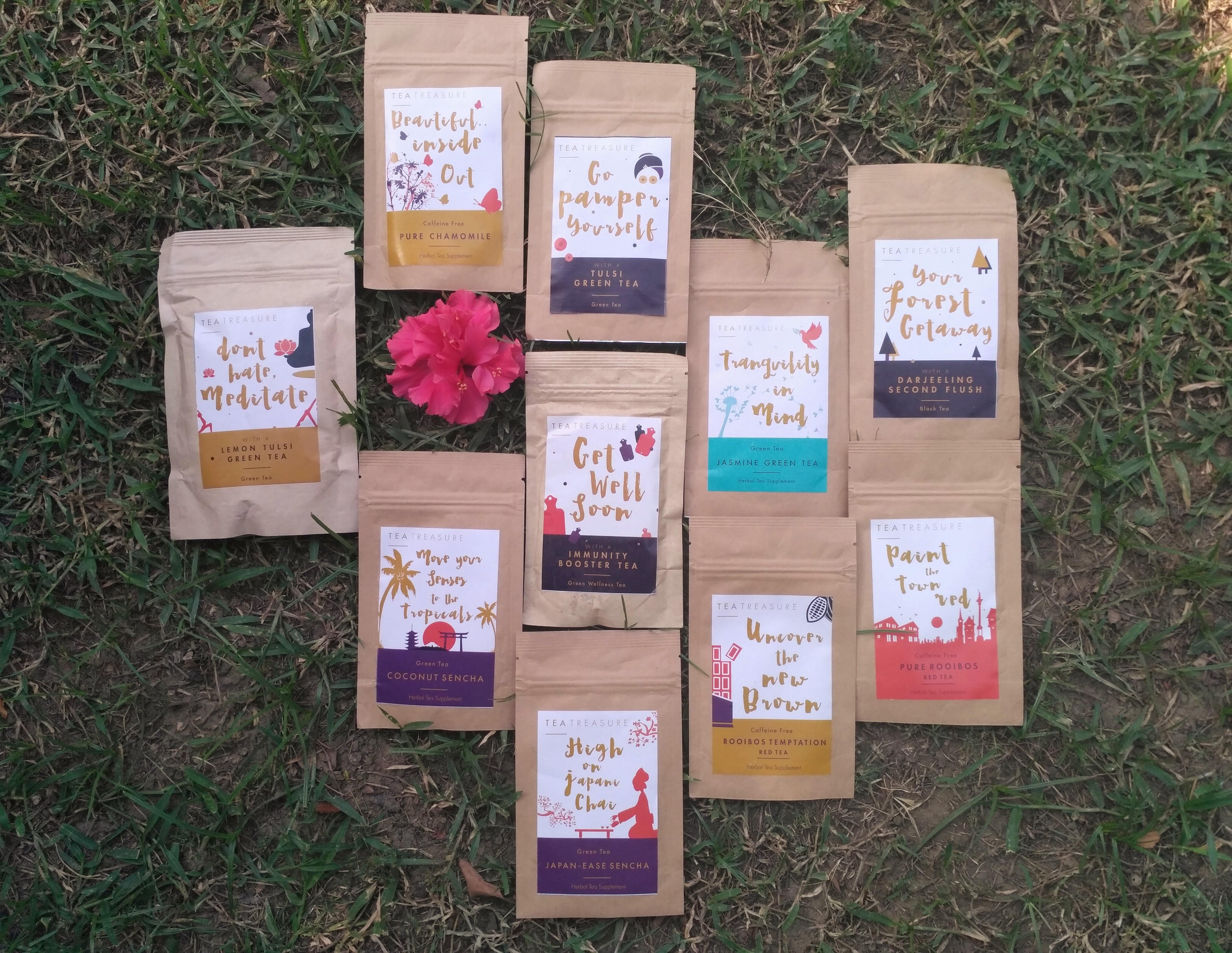 Tea Treasures Review