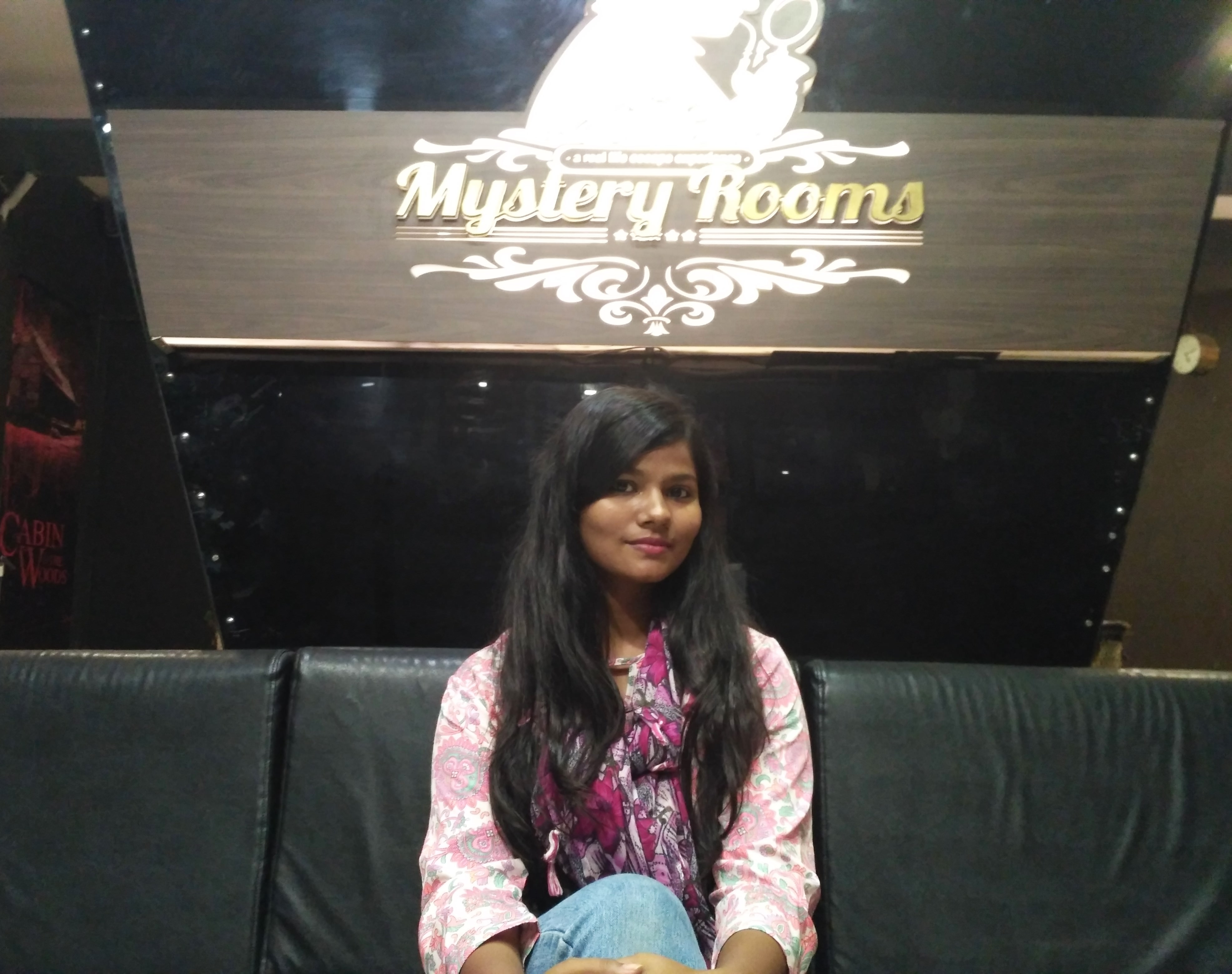 Mystery Rooms Delhi Review