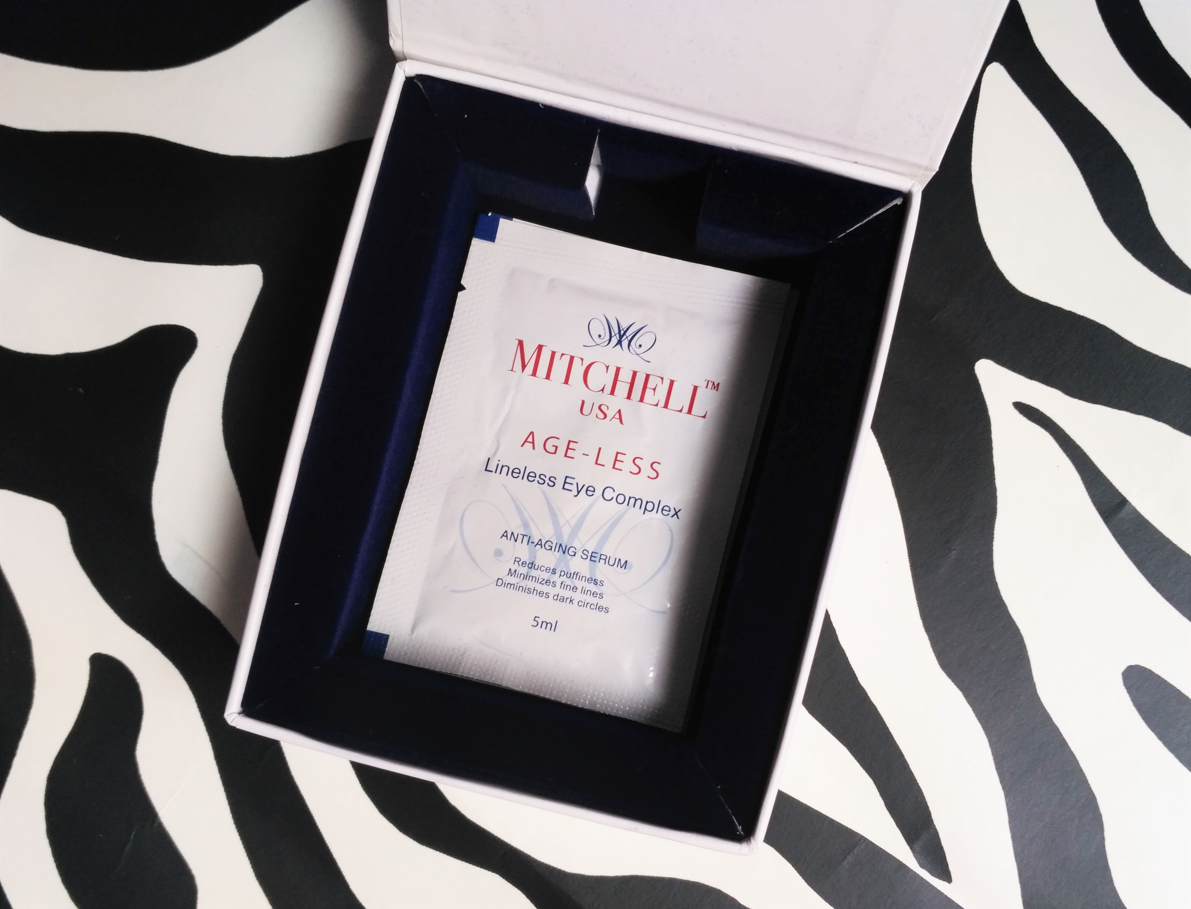 Mitchell USA Age Less Skincare Range Review