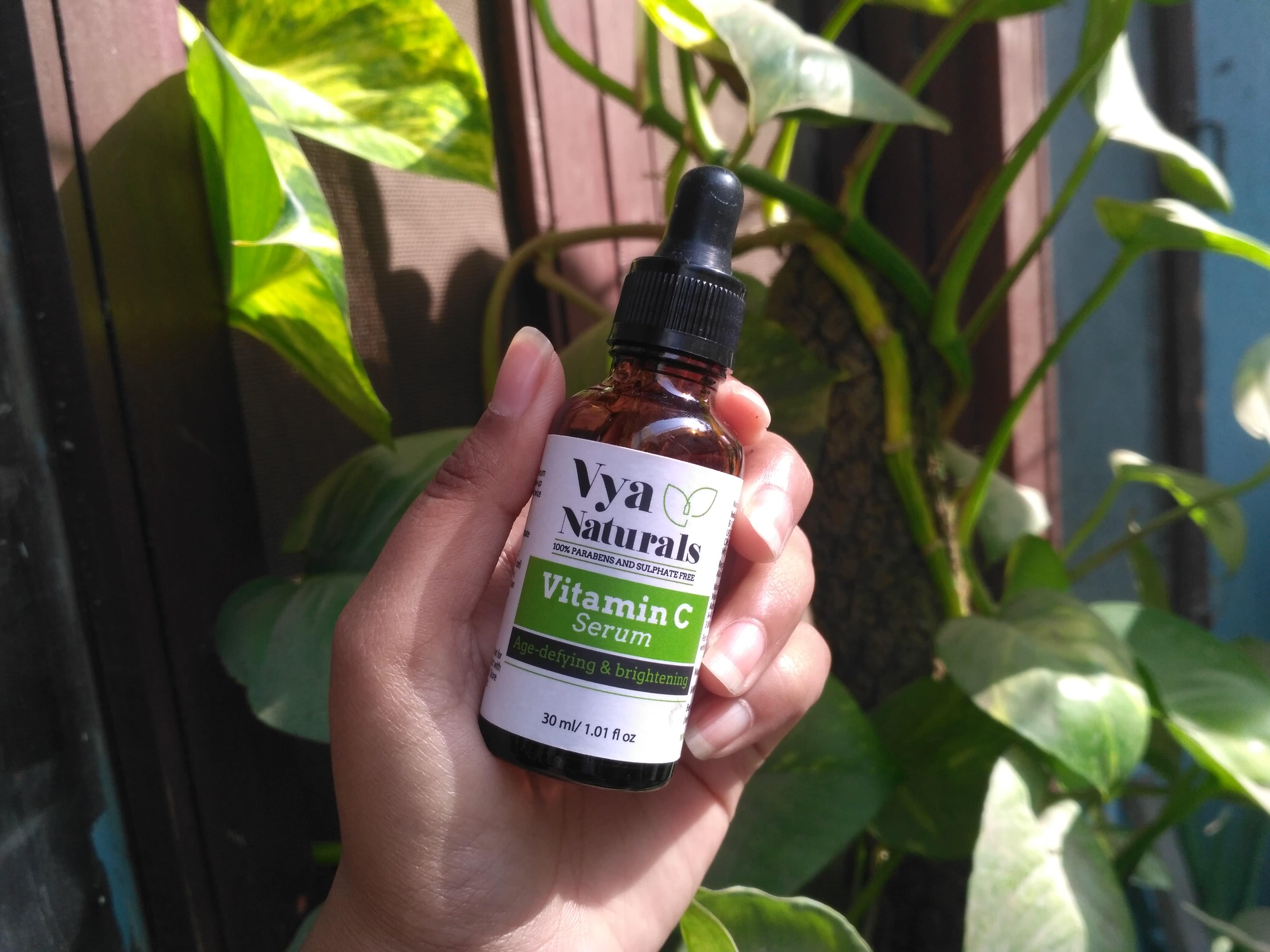 Vya Naturals Vitamin C Review