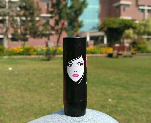 Elle 18 Color Pops Matte Lipstick Belgian Brown | Review