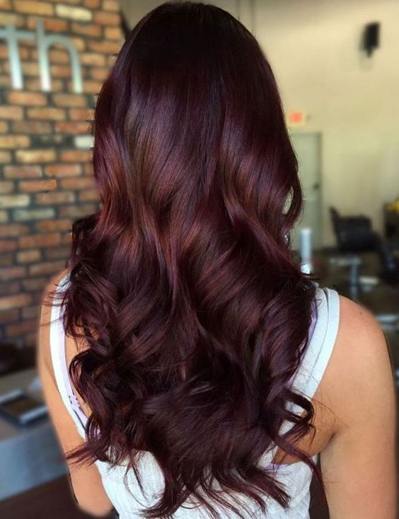 Classy Hair Color Ideas for Warm Skin Tones