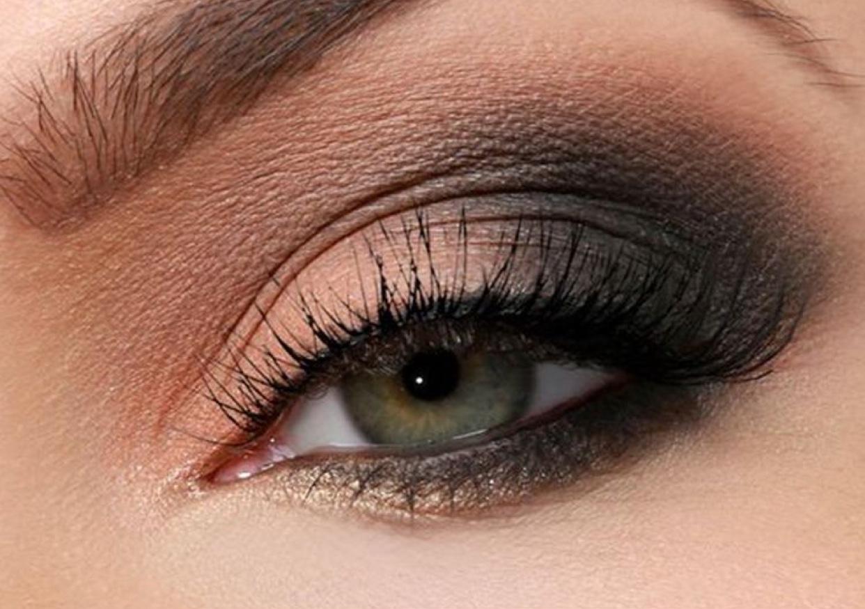 smokey eyes for diwali