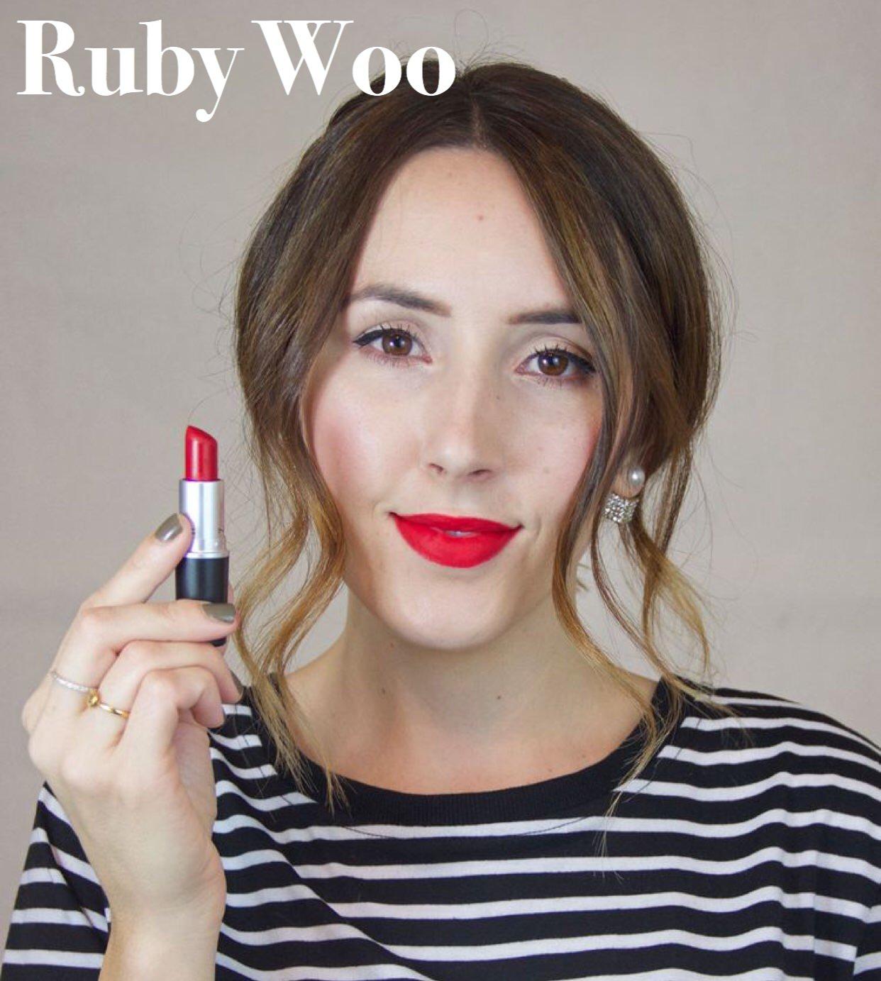 MAC Lipsticks for Dusky Skin