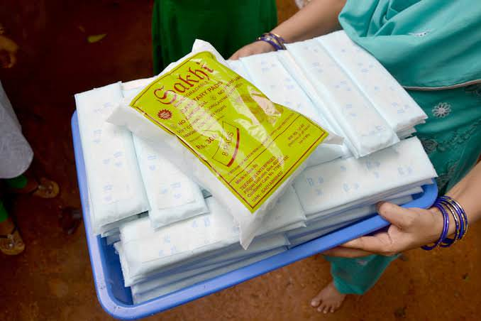 Organic Sanitary Pads