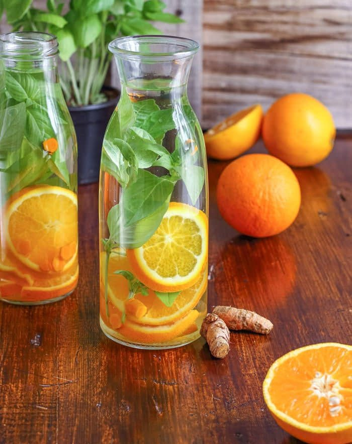 Detox Water Recipes for Flat Belly
