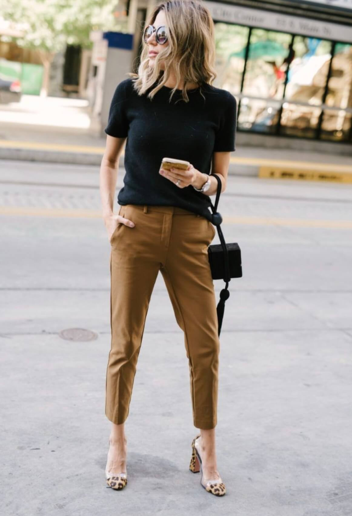 How to Wear Ankle Pants