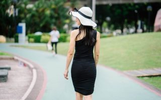 How to Make a Little Black Dress Stand Out