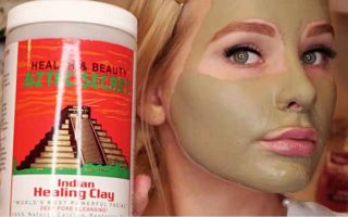 how to use aztec clay mask