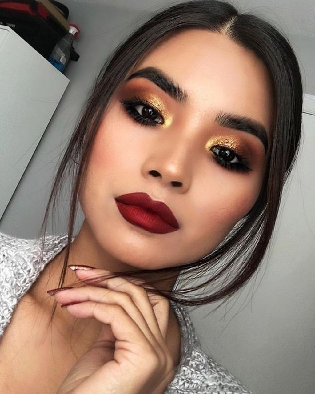 5 Lit Indian Wedding Guest Makeup Looks