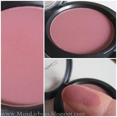 MAC Breath of Plum blush