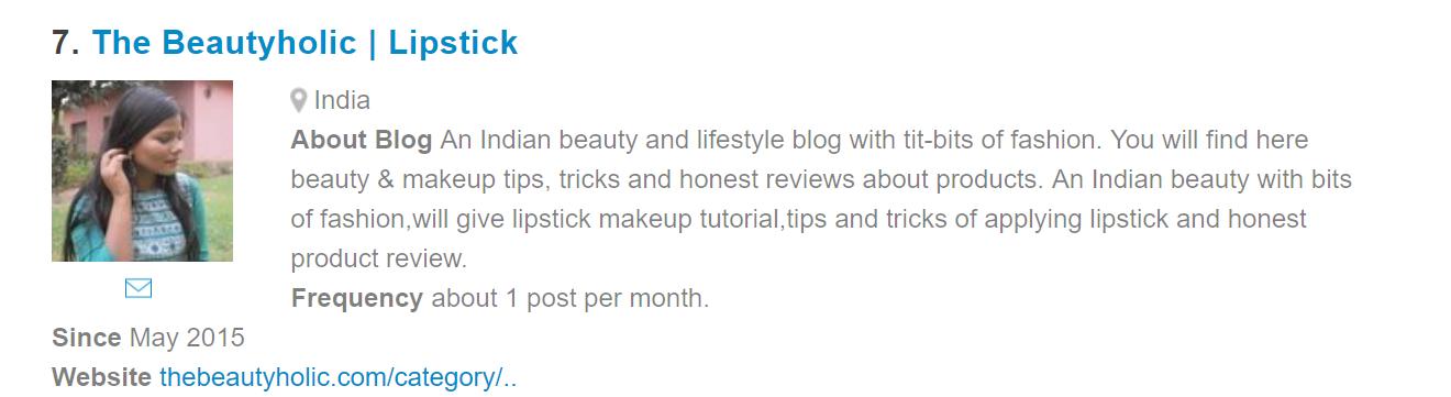 lipstick blogs