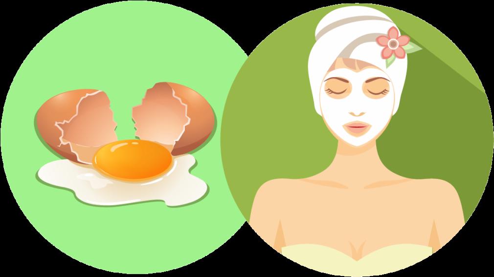 egg white for blackheads