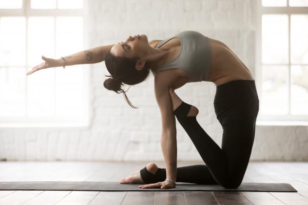 hot yoga period