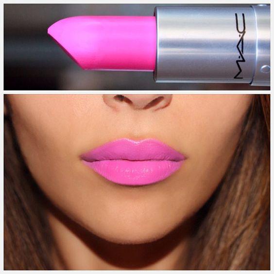 mac candy yum yum - MAC Lipsticks for Fair Skin