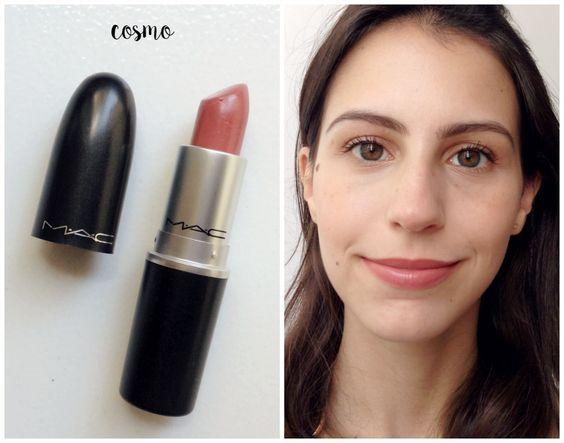 mac cosmo - MAC Lipsticks for Fair Skin