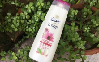 Dove Healthy Ritual for Growing Hair Shampoo