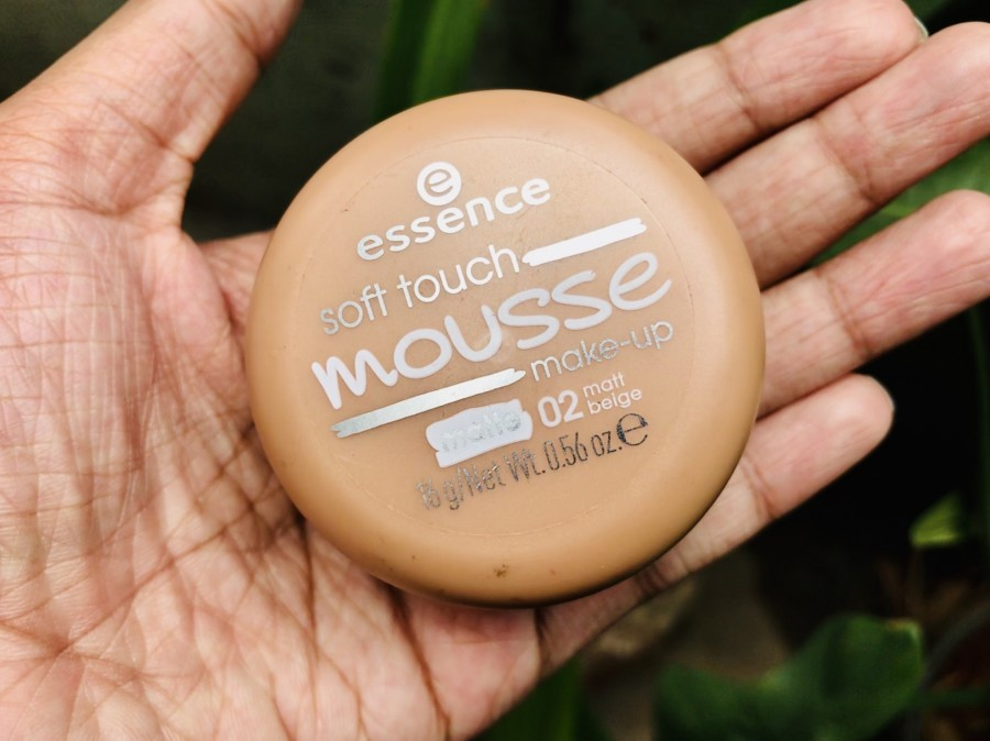 Essence Soft Touch Mousse Review