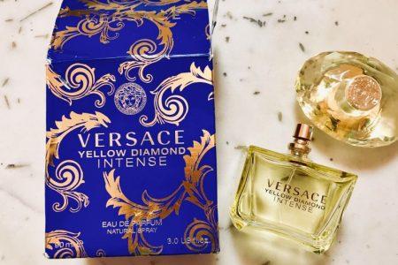 Versace Yellow Diamond Intense Perfume Review