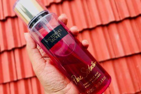 Victoria's Secret Pure Seduction Body Mist Review