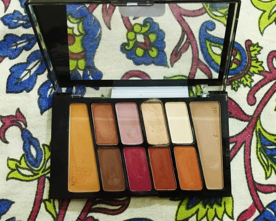 Wet n Wild everyshadow Palette Rose in the Air