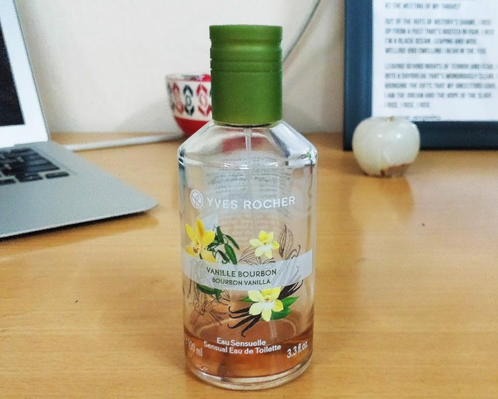 Yves Rocher Sensual Bourbon Vanilla