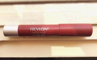 Revlon Matte Balm Review