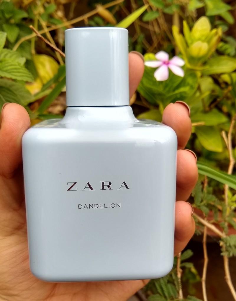 Zara Dandelion Perfume Review (Feminine Fragrance)