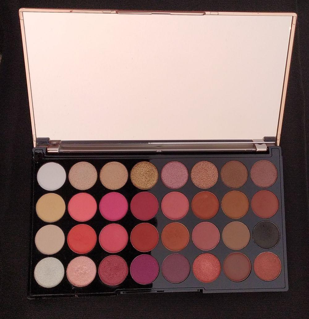 Makeup Revolution Ultra Eyeshadow Palette Flawless 4