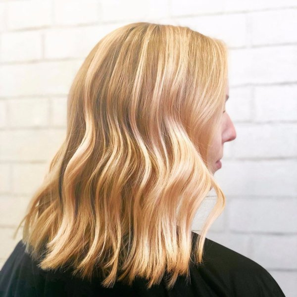 unnatural hair color