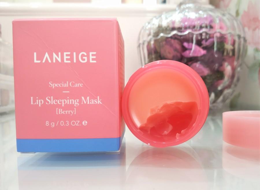 laneige lip sleeping mask review