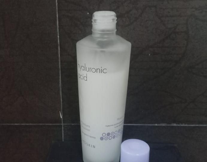 IT'S SKIN Hyaluronic Acid Moisture Emulsion Review