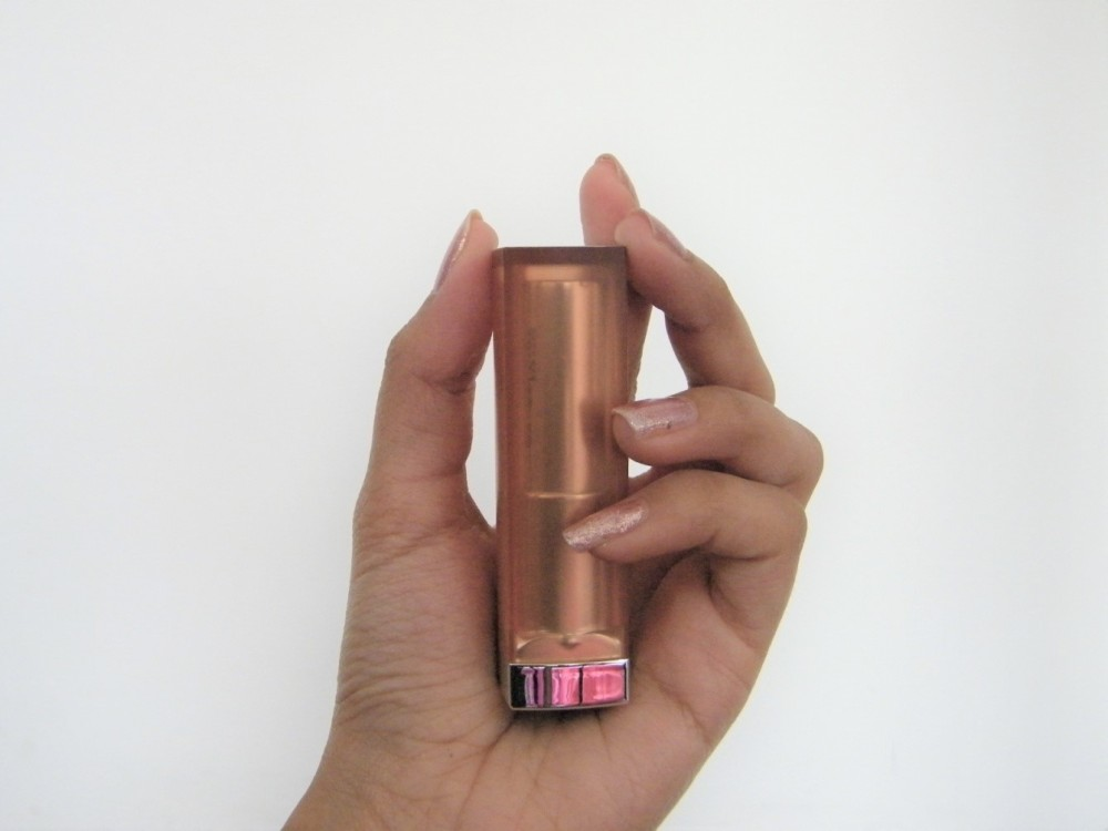 Maybelline Sensational Powder Matte Lipstick Walnut Review