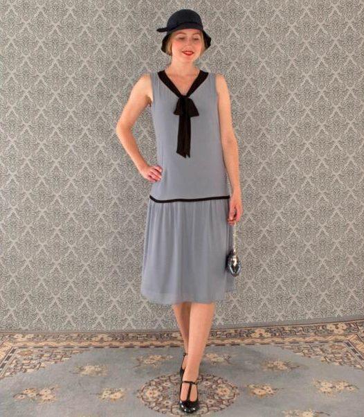 flapper skirt 1920s