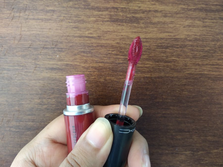 MAC Retro Matte Liquid Lipcolour - Dance with Me