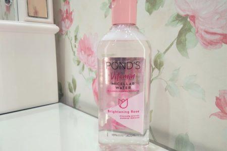 Pond's Vitamin Micellar Water Review
