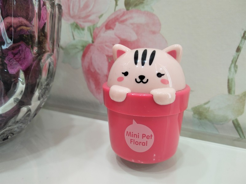 The Face Shop Lovely Meex Mini Hand Cream Review