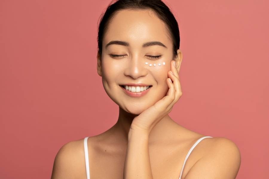 natural eye cream