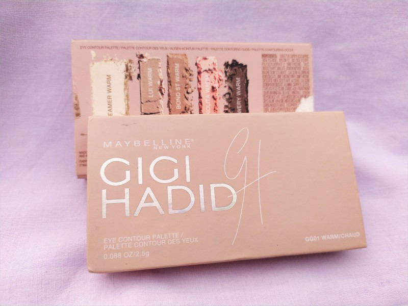 Maybelline Gigi Hadid Eye Contour Palette