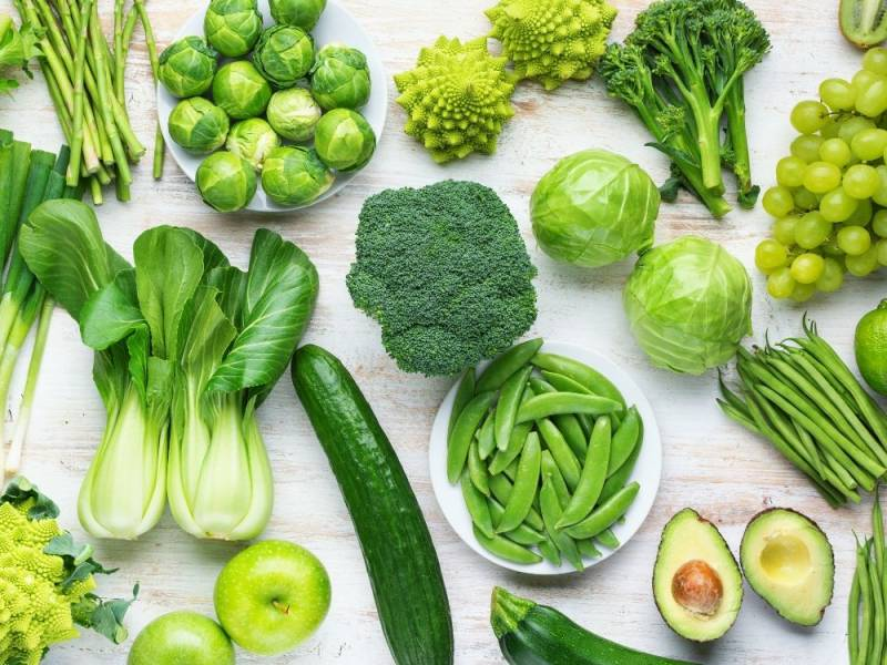 What Greens Can I Add in My Diet