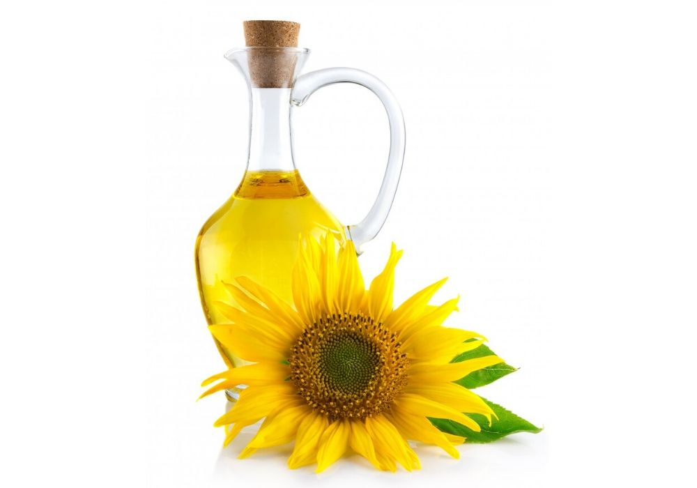 beauty benefits of sunflower oil for skin and hair