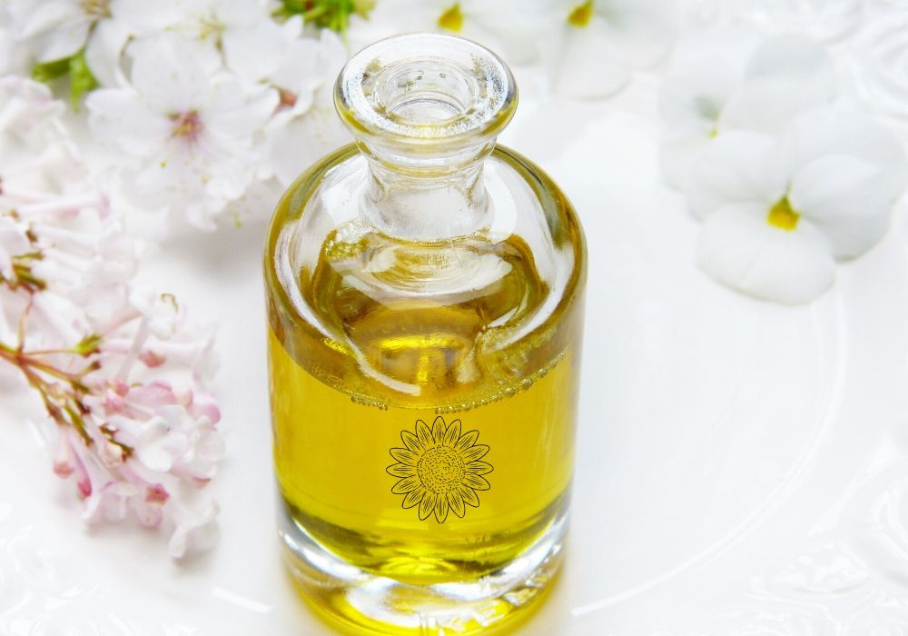beauty benefits of sunflower oil for skin