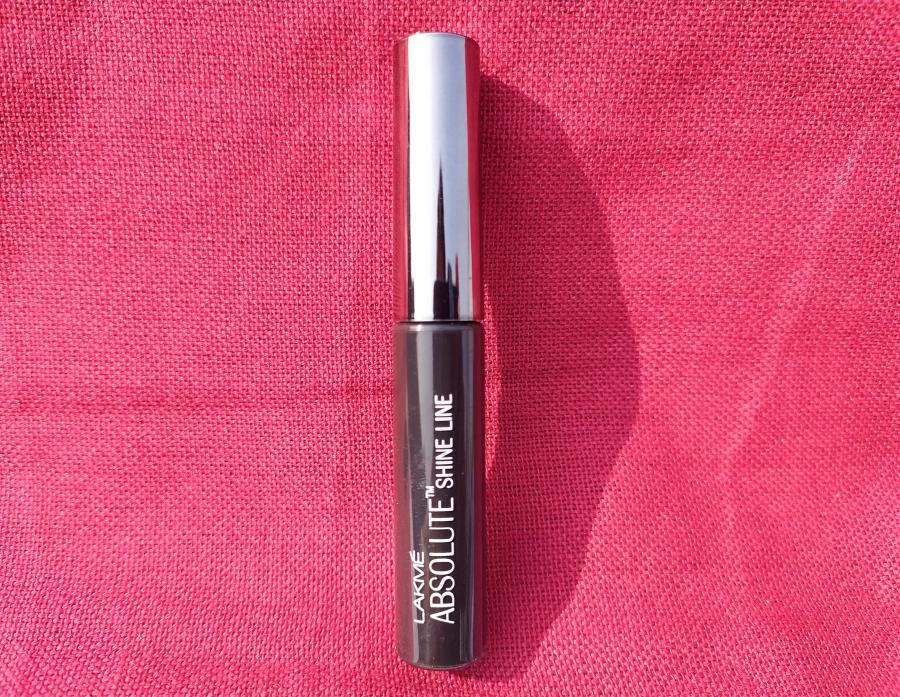 Lakme Absolute Shine Liquid Eye Liner - Black