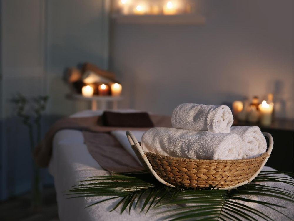 reasons to visit a spa